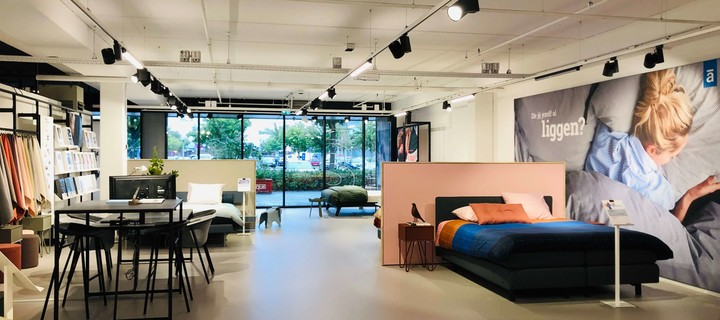 Auping bed kopen Zwolle