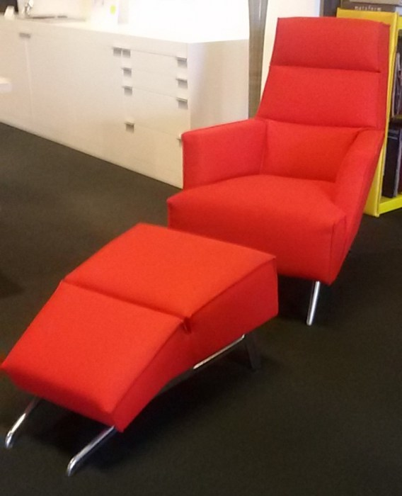 fauteuil Solo van Design on Stock
